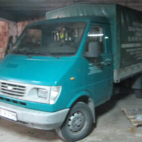 Samochód LUBLIN 3 SKRZYNIOWY 3,5 T (78/2020/1)