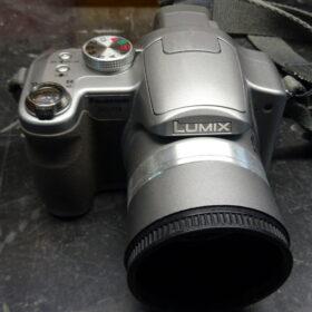 Cyfrowy aparat fotograficzny PANASONIC 20/2021/5