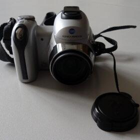 APARAT FOTOGRAFICZNY MINOLTA (93/2021/6)
